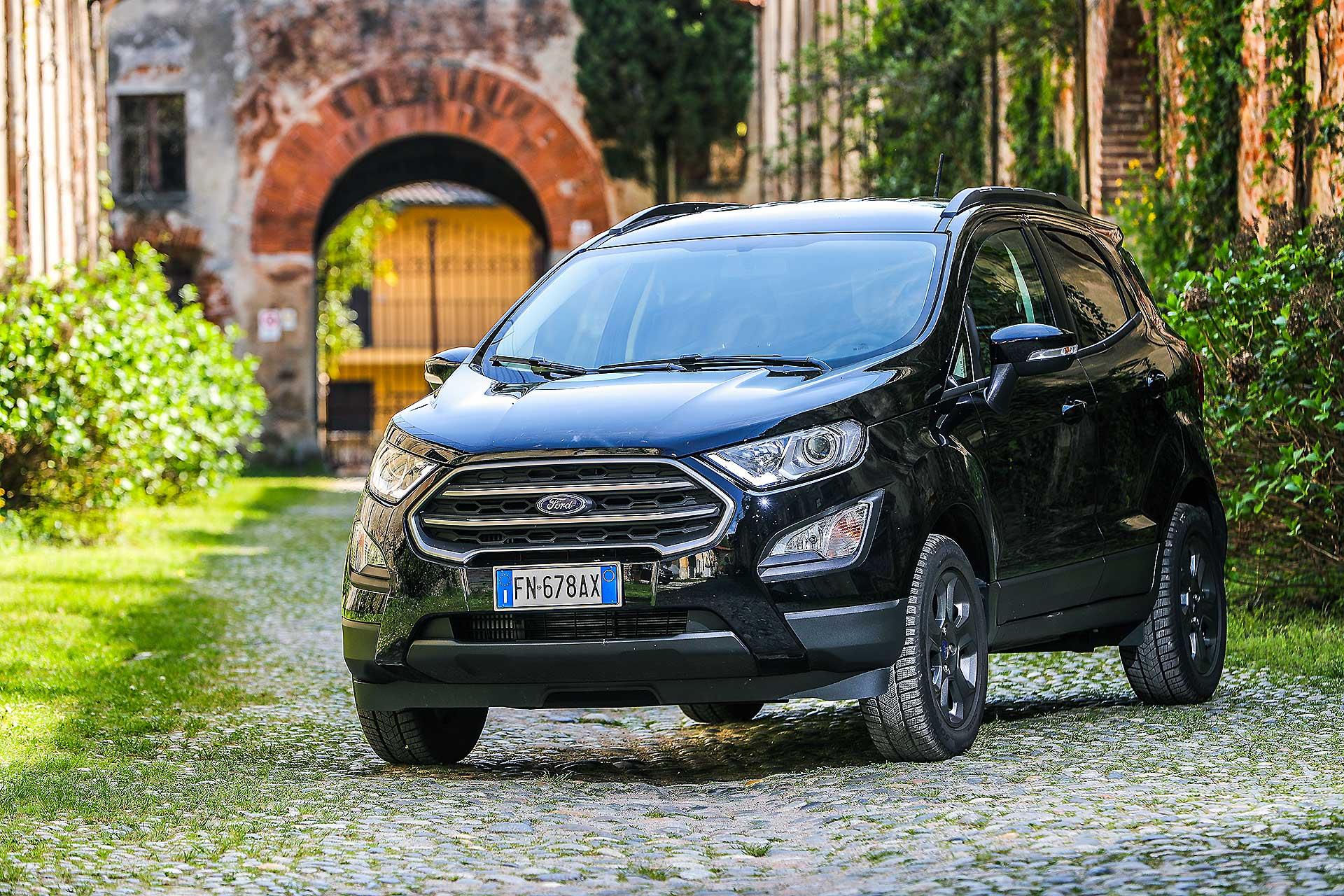 Ford EcoSport 1.5 TDCi: la nostra prova | Cavalli Vapore