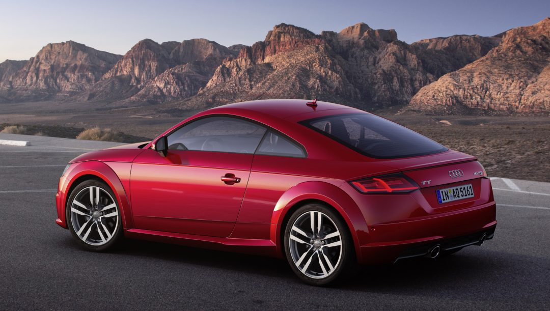Audi TT 2018, più potenza e dotazione di serie arricchita ...