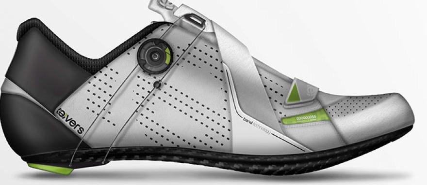 best loved e6e02 a43cf e-vers Primo, rivoluzione per le scarpe da ciclismo?