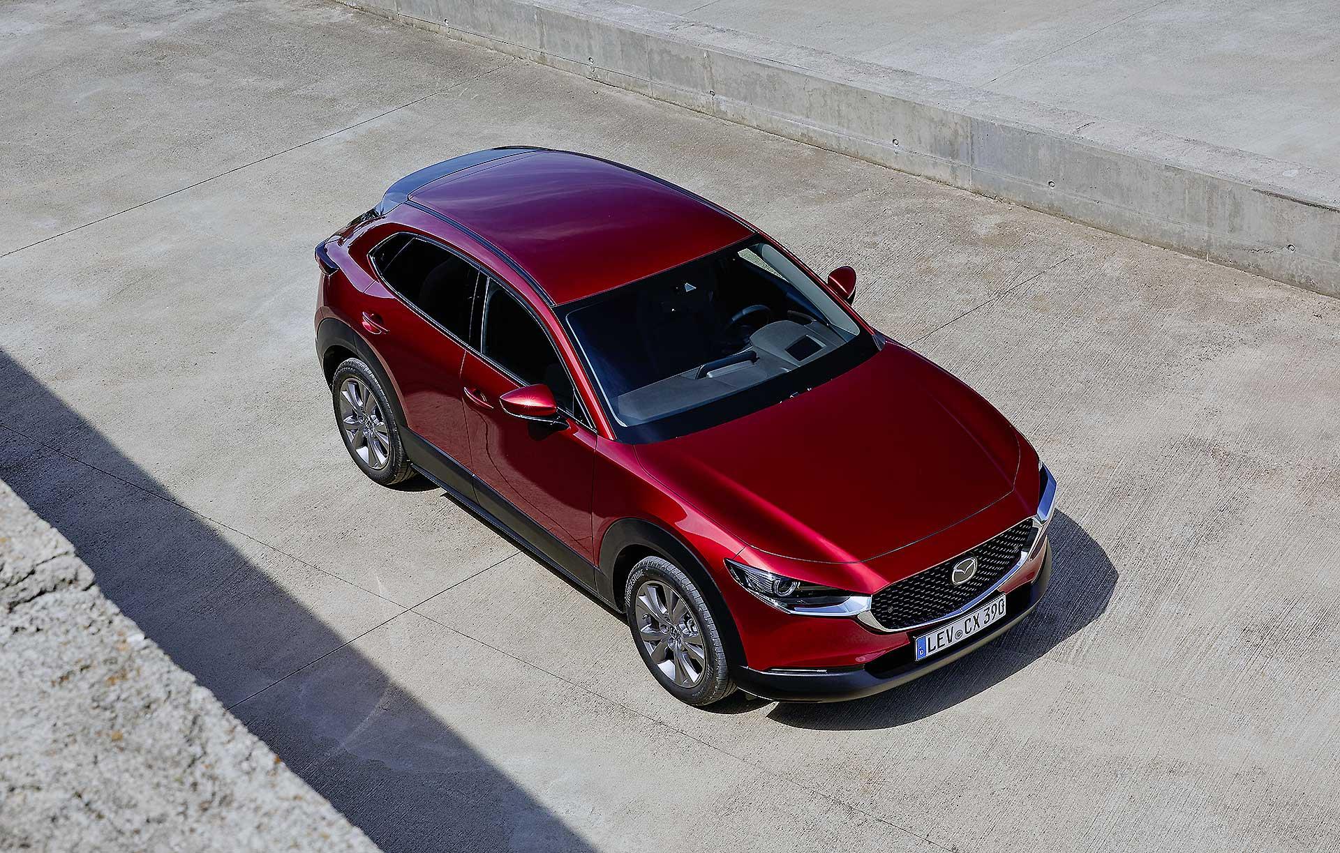 Mazda CX-30 Skyactiv-X vs diesel: quale scegliere? | Video ...