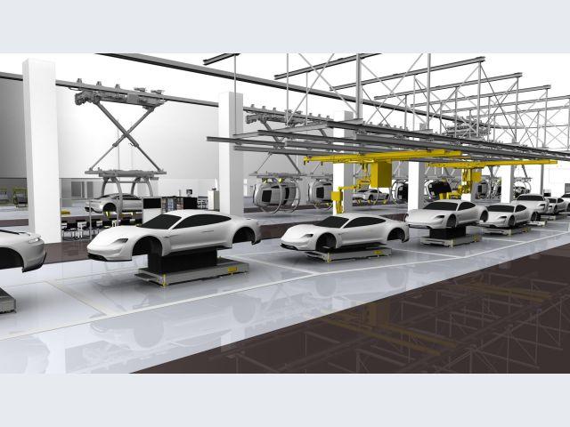 Porsche Taycan 2019 ev (2)