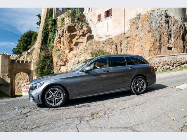 Presentazione italiana Nuova Mercedes-Benz Classe C (11)