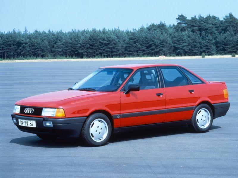 Audi 80 1986, il sistema Procon-Ten