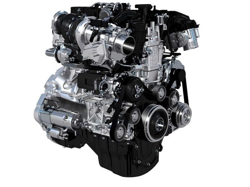 Analisi tecnica del motore Jaguar-Land Rover 2.0 D Turbo ...