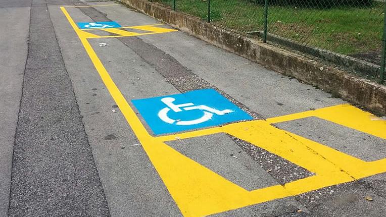Si può pignorare auto di un disabile?