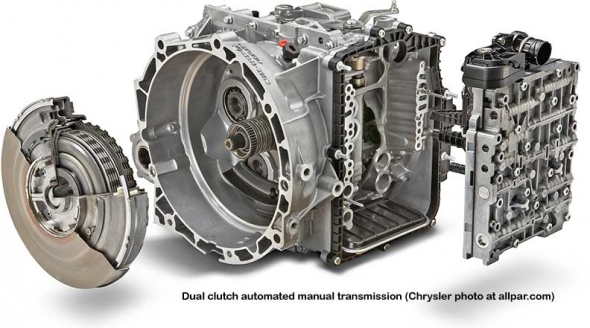 Automated Manual Transmission on Zf 15 Gearbox