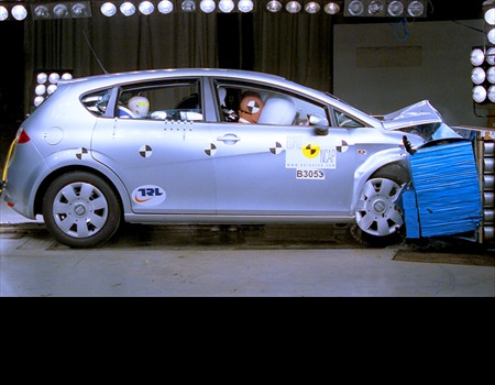 Seat Leon Crashtest