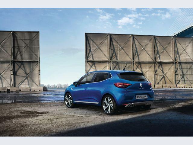 2019 Renault Clio (2) (miniatura)