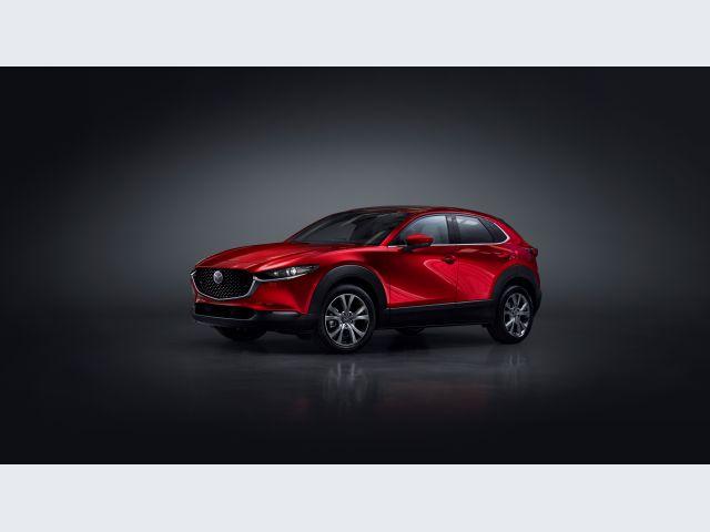 Il nuovo Suv nipponico ? espressione del Kodo Design di Mazda (miniatura)