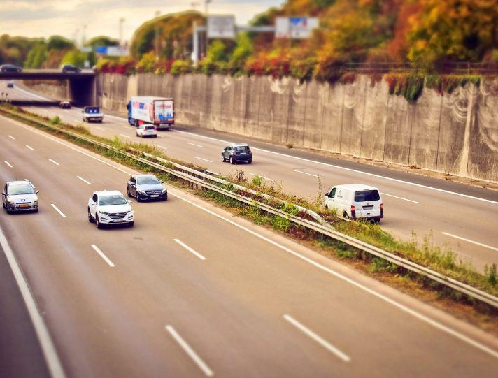 Autostrada limiti di velocità