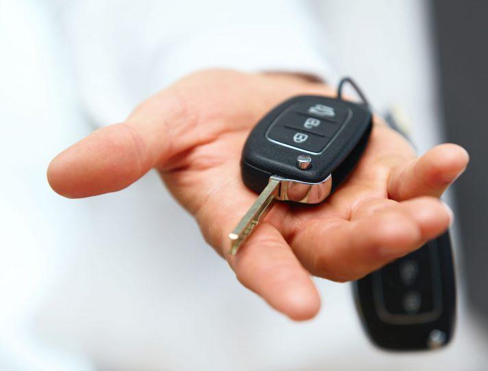 Smarrimento chiavi auto