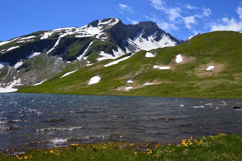 Valle di La Thuile – Lago Verney